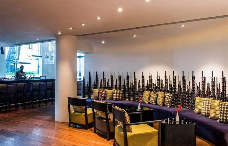 Novotel Goa Resort and Spa - Bar - 59