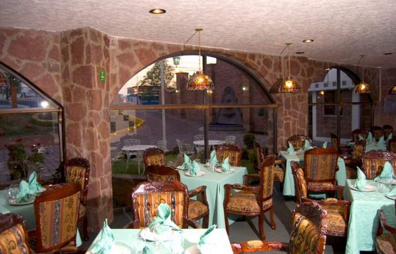 Best Western Toluca - Restaurant - 3