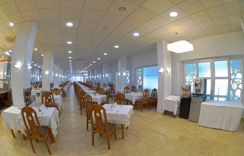 Hotel&Spa Entremares - TermasCarthaginesas - Restaurant - 12