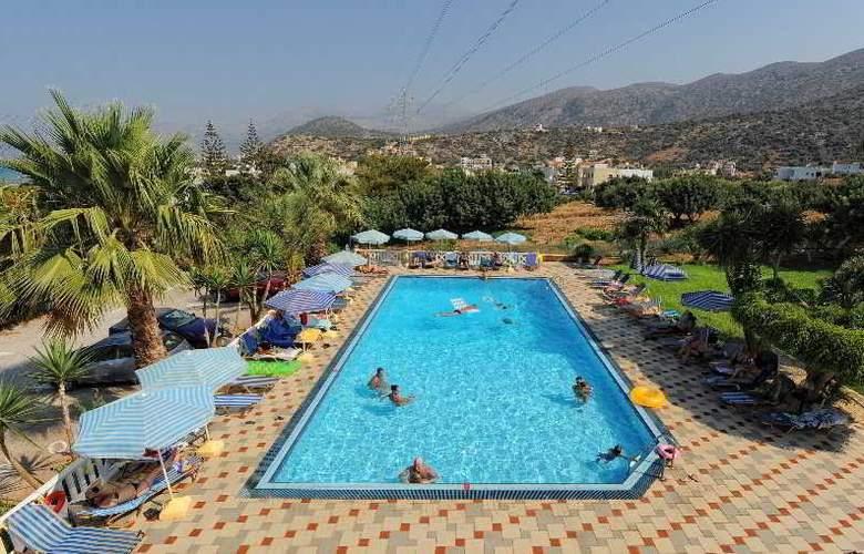 Paloma Garden and Corina Hotel - Pool - 9