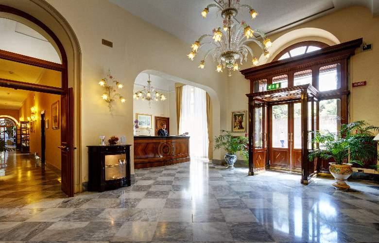 Mercure Palermo Excelsior City - General - 17