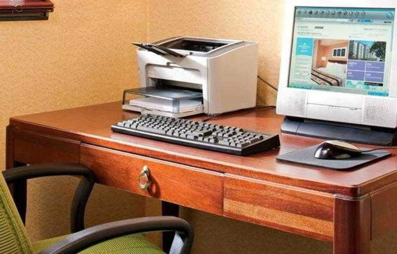 SpringHill Suites Gaithersburg - Hotel - 7