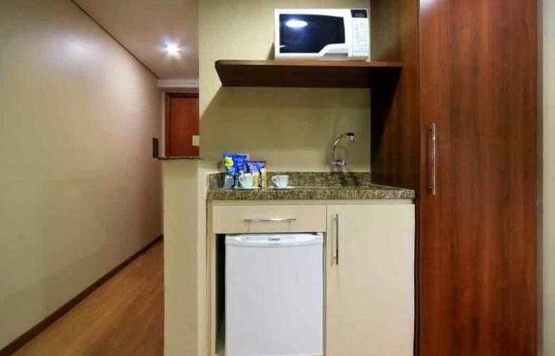Mercure Curitiba Golden - Hotel - 13