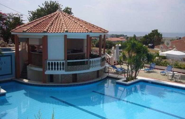 Samos Sun - Pool - 6