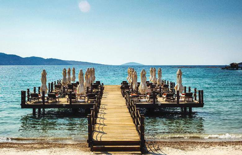 Rixos Premium Bodrum - Beach - 32