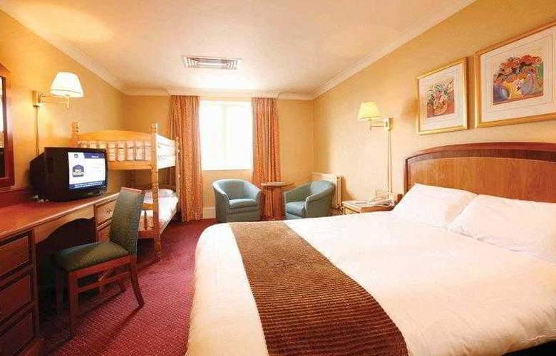 Best Western Stoke-On-Trent Moat House - Hotel - 3
