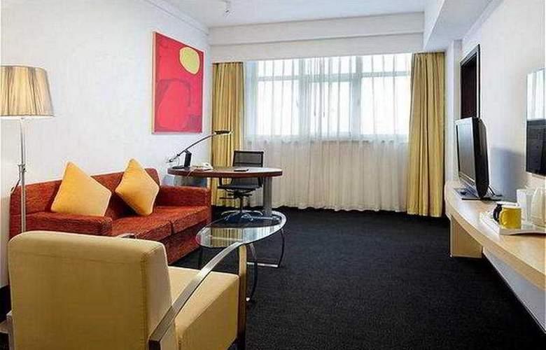 Holiday Inn Express Zhabei - Room - 5