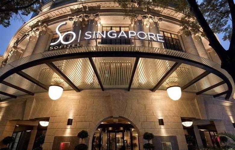 So Sofitel Singapore - Hotel - 15