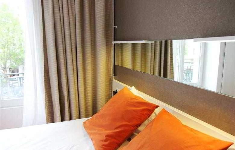 Best Western Hotel Le Montparnasse - Hotel - 39