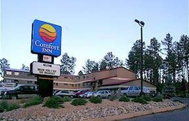 Comfort Inn Midtown (Ruidoso) - General - 1