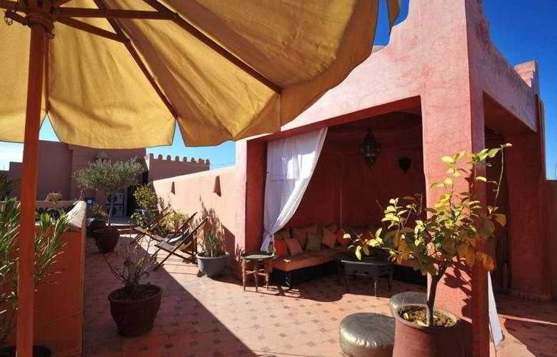 Riad Asna - Terrace - 10