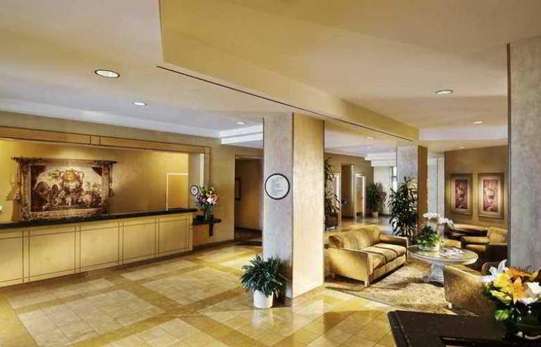 DoubleTree by Hilton Hotel Irvine Spectrum - Hotel - 4