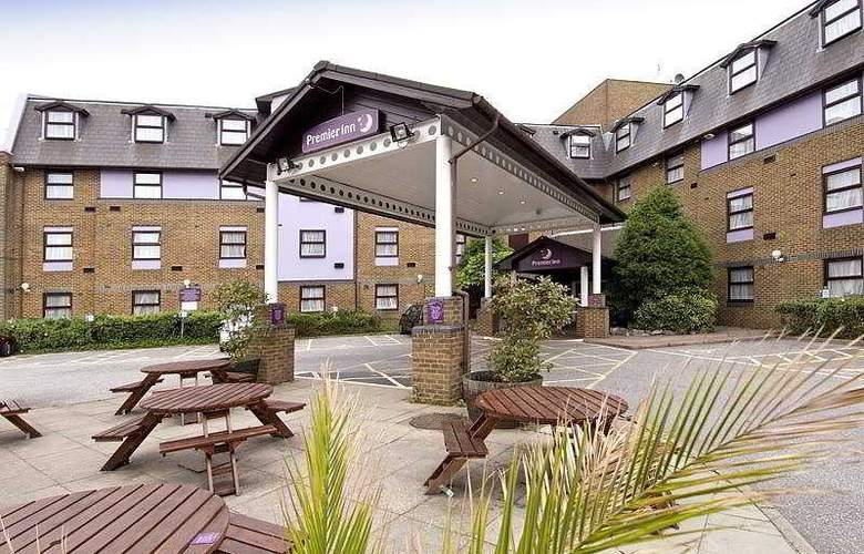 Premier Inn Gatwick Airport Central - Hotel - 0