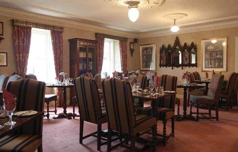 Portland Arms Hotel - Restaurant - 5