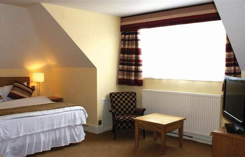 Best Western Linton Lodge Oxford - Room - 142