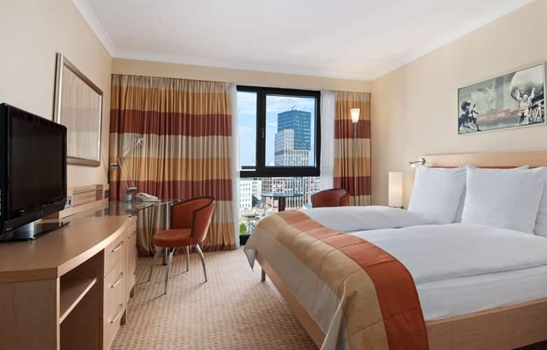 Hilton Vienna - Room - 2