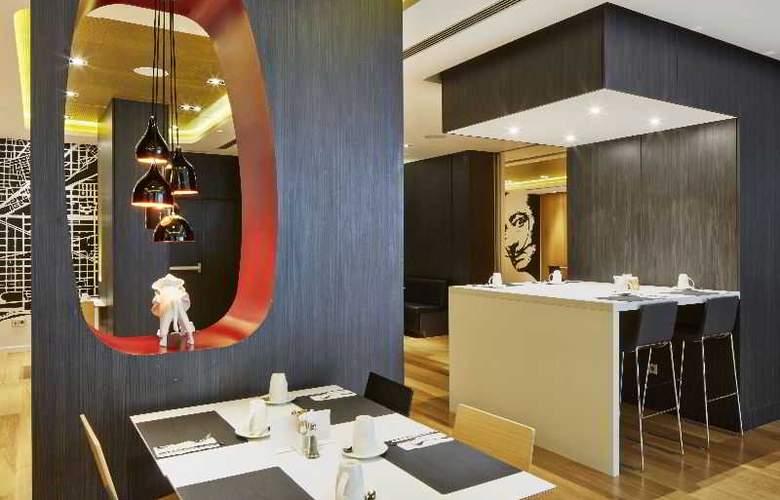 Vincci Gala - Restaurant - 20