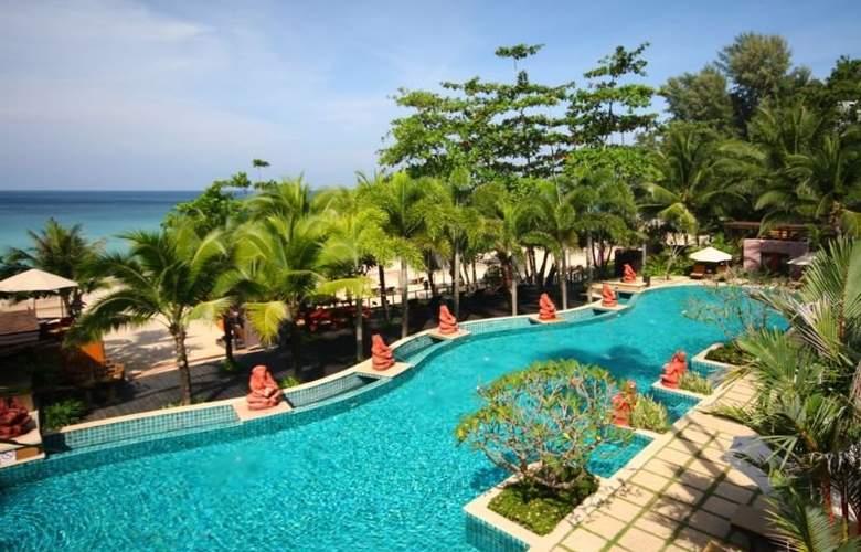 Andaman White Beach Resort - Pool - 12