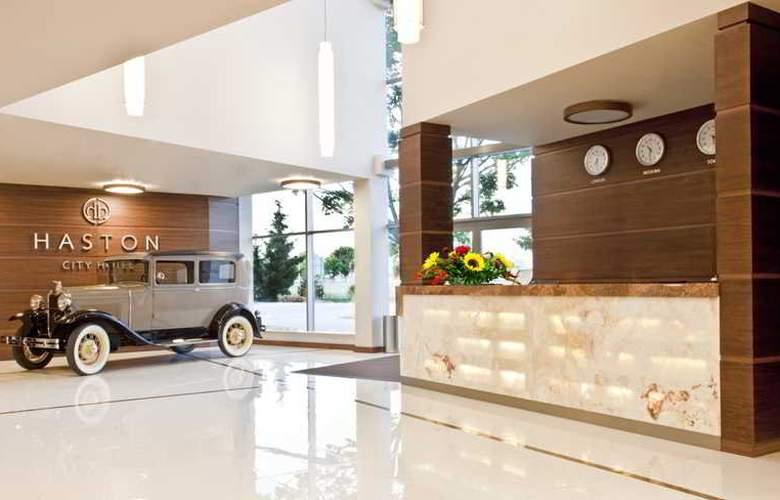 Haston City Hotel - General - 1