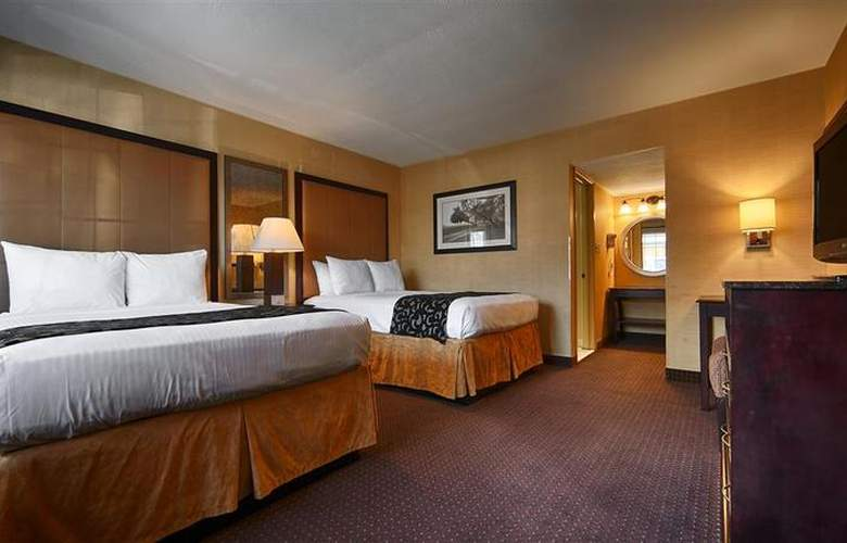 Best Western Townhouse Lodge - Room - 35