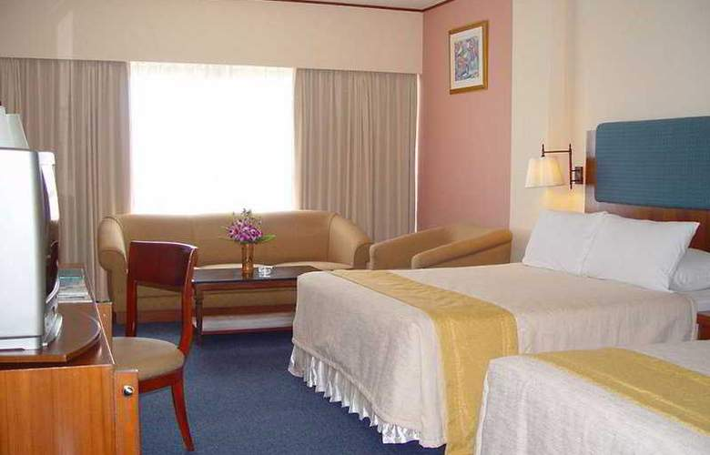 Jomtien Palm Beach Hotel & Resort - Room - 3