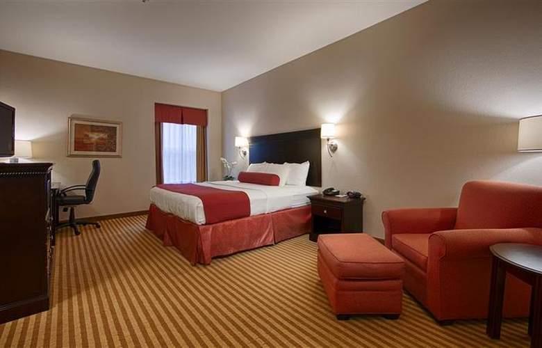 Best Western Plus Piedmont Inn & Suites - Room - 54