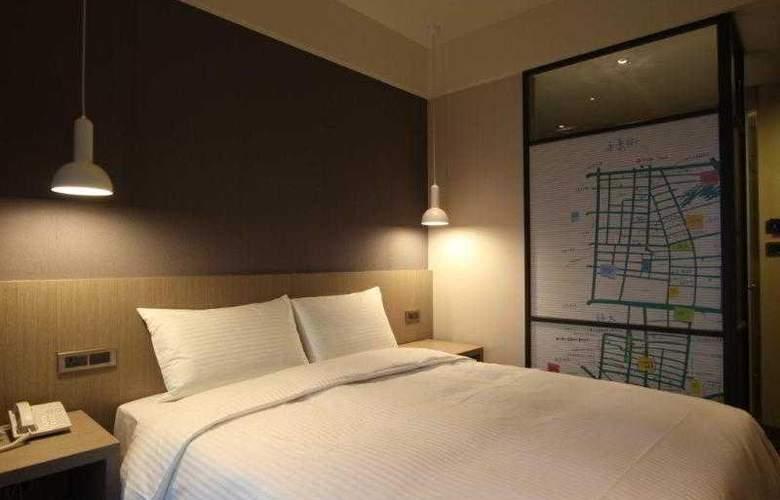 Chaiin Hotel - Dongmen - Room - 5