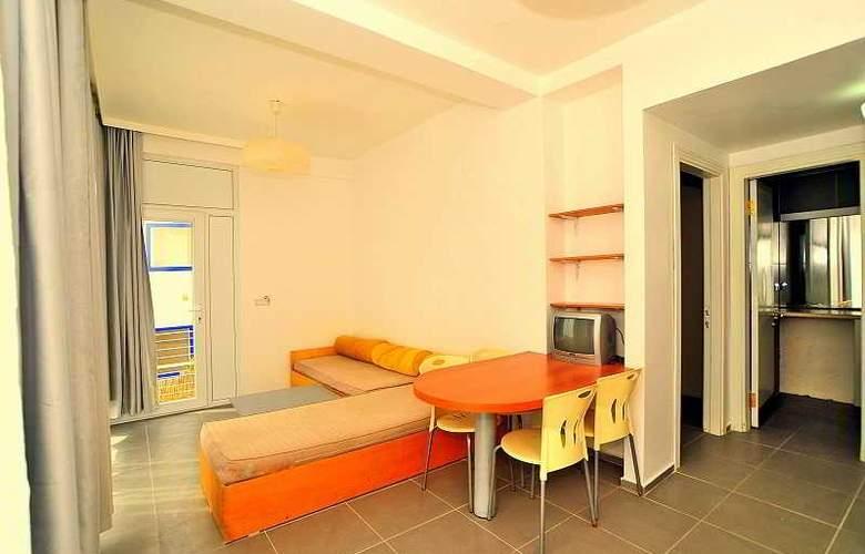 Bodrum Nova Apart Hotel - Room - 12