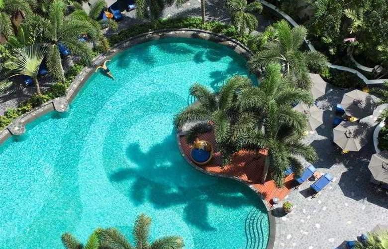Conrad Bangkok - Pool - 12