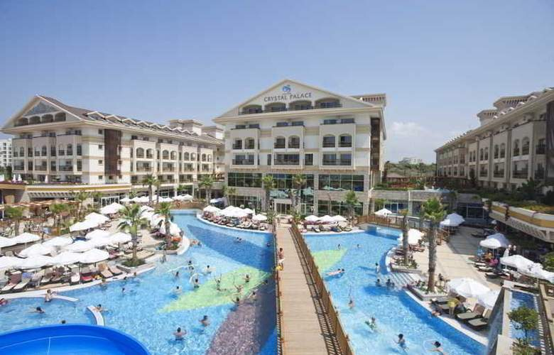 Crystal Palace Luxury Resort & Spa - Hotel - 9