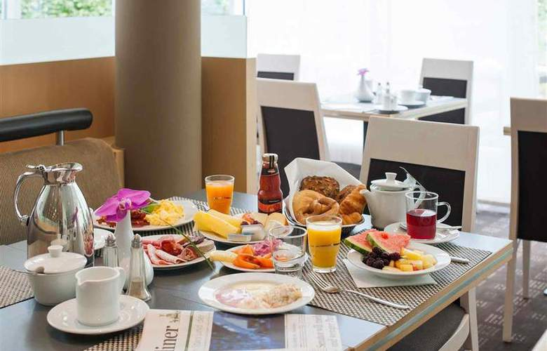 Mercure Berlin City - Restaurant - 83