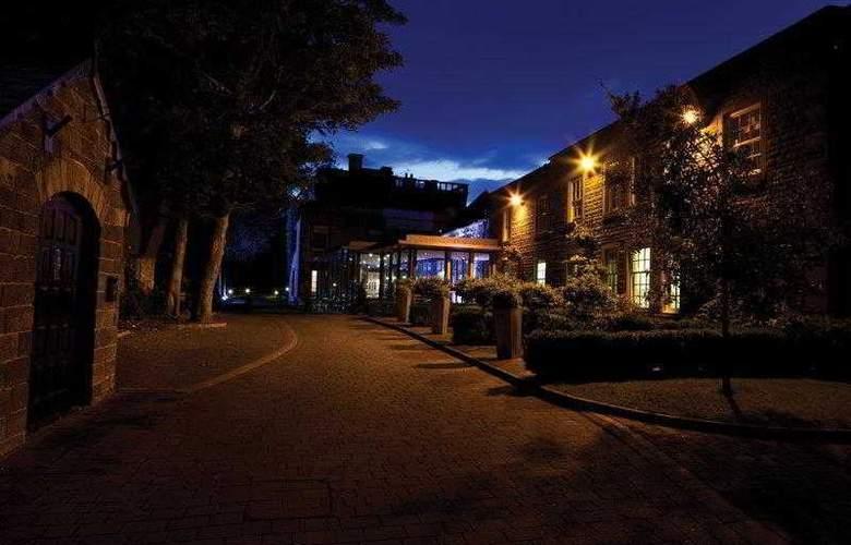 Best Western Mosborough Hall - Hotel - 3