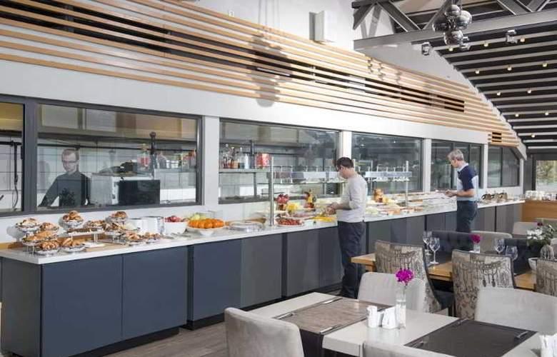 Wes Hotel - Restaurant - 33