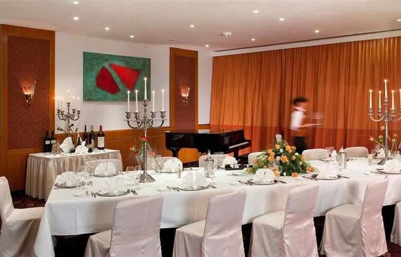 Mercure Hotel Krefeld - Restaurant - 44