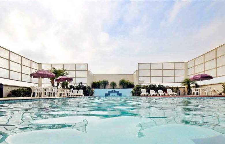 Mercure Sao Paulo Nortel Hotel - Hotel - 53