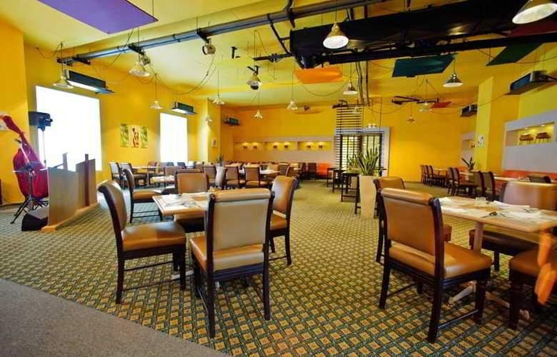 Movenpick Suriwongse Hotel Chiang Mai - Restaurant - 9