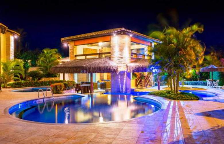 Quinta Do Sol Praia Hotel - Pool - 5