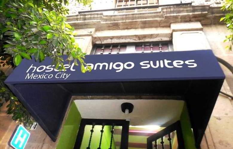 Hostel Amigo Suites - Hotel - 1