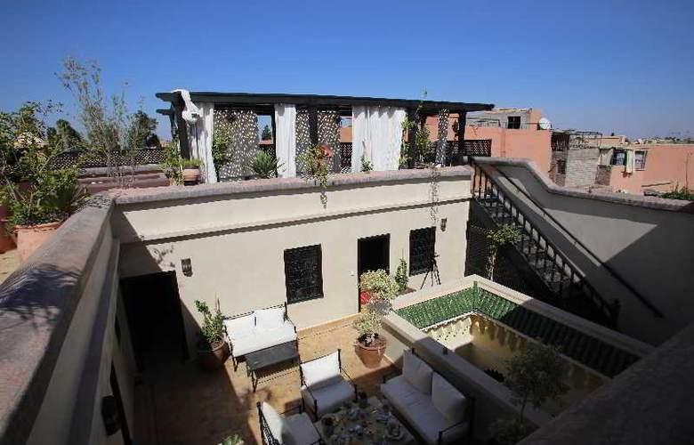 Riad La Croix Berbere De Luxe - Terrace - 18