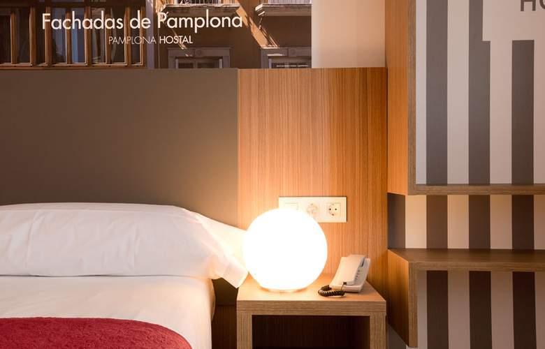 Hostal Pamplona - Room - 14