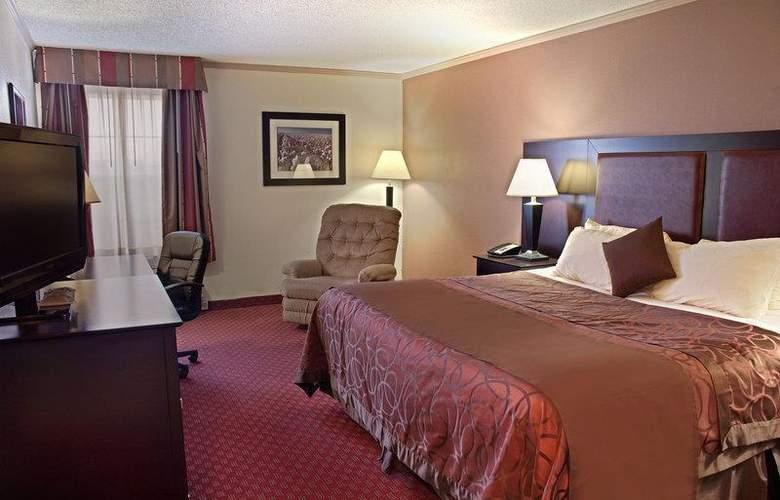 Best Western Plus Lubbock Windsor Inn - Room - 22