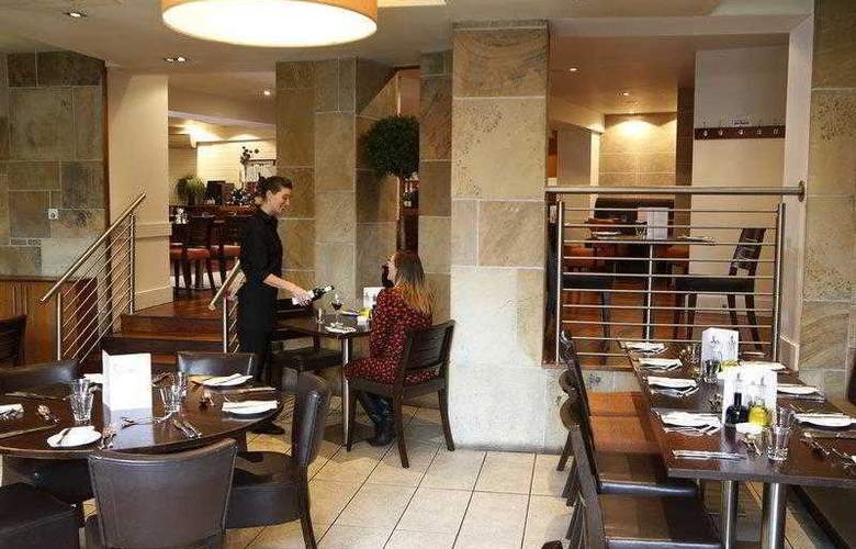 Best Western Bruntsfield Hotel - Hotel - 13