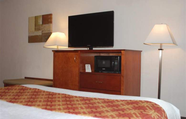 Best Western Plus University Inn - Room - 73