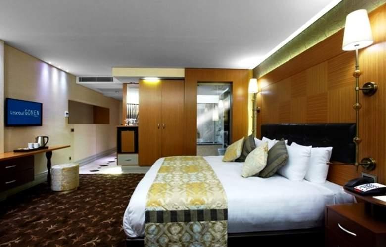Istanbul Gonen Hotel - Room - 5