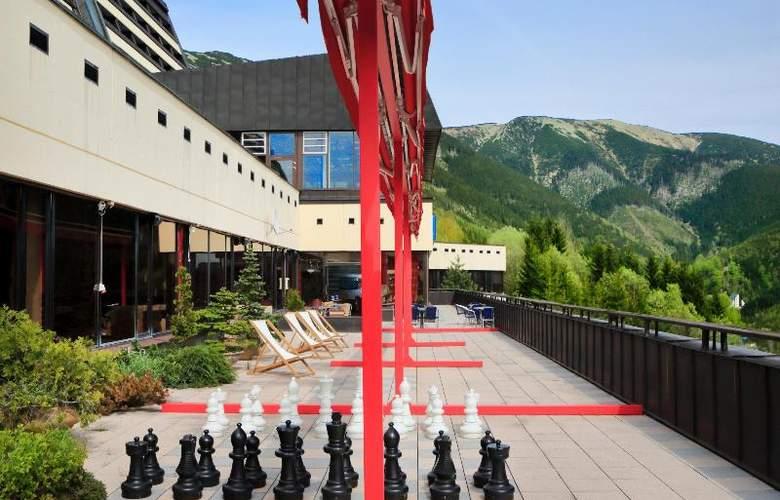 Orea Hotel Horal - Terrace - 39