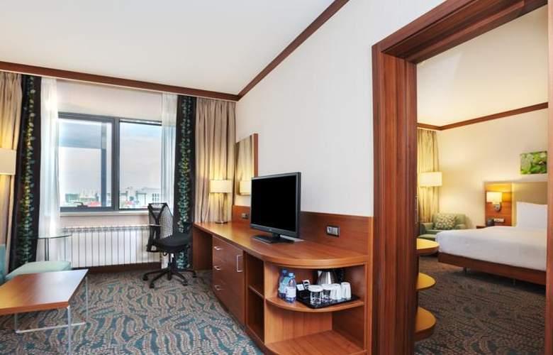 Hilton Garden Inn Astana - Room - 13