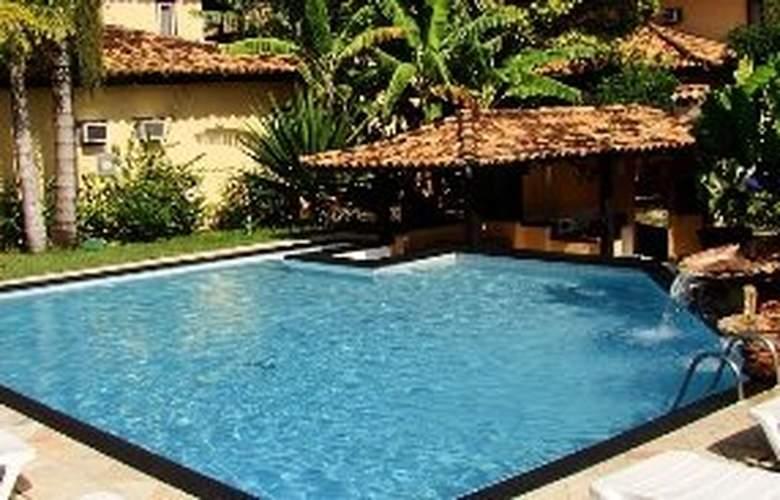 Pousada dos Tangaras - Pool - 4