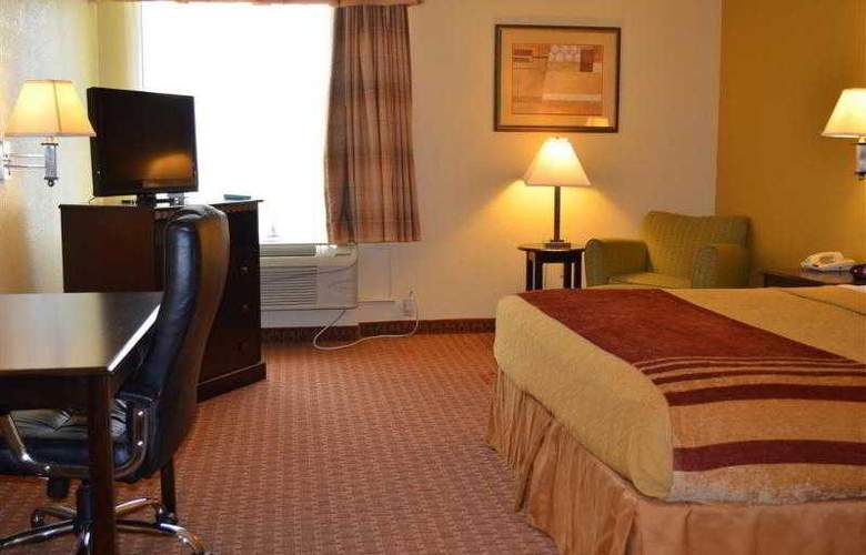 Best Western Greenspoint Inn and Suites - Hotel - 61
