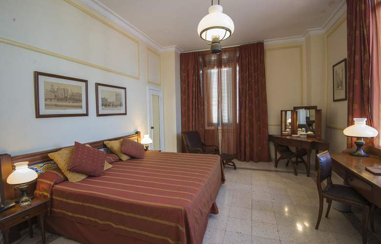 Mercure Sevilla - Room - 6