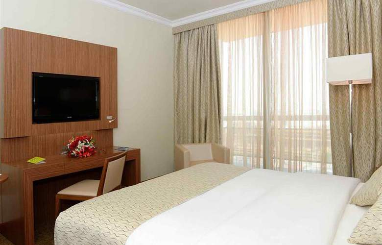 Mercure Grand Doha City Centre - Room - 22